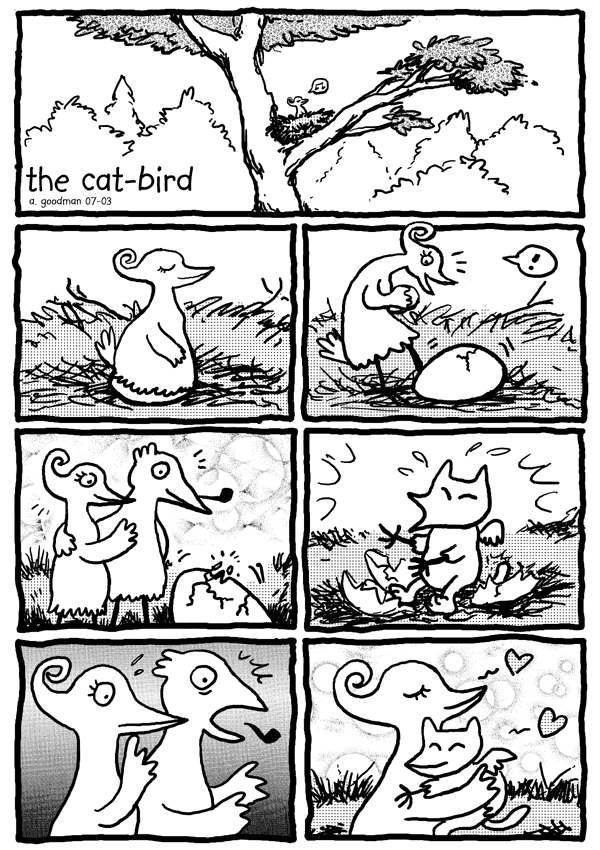 The Cat-Bird