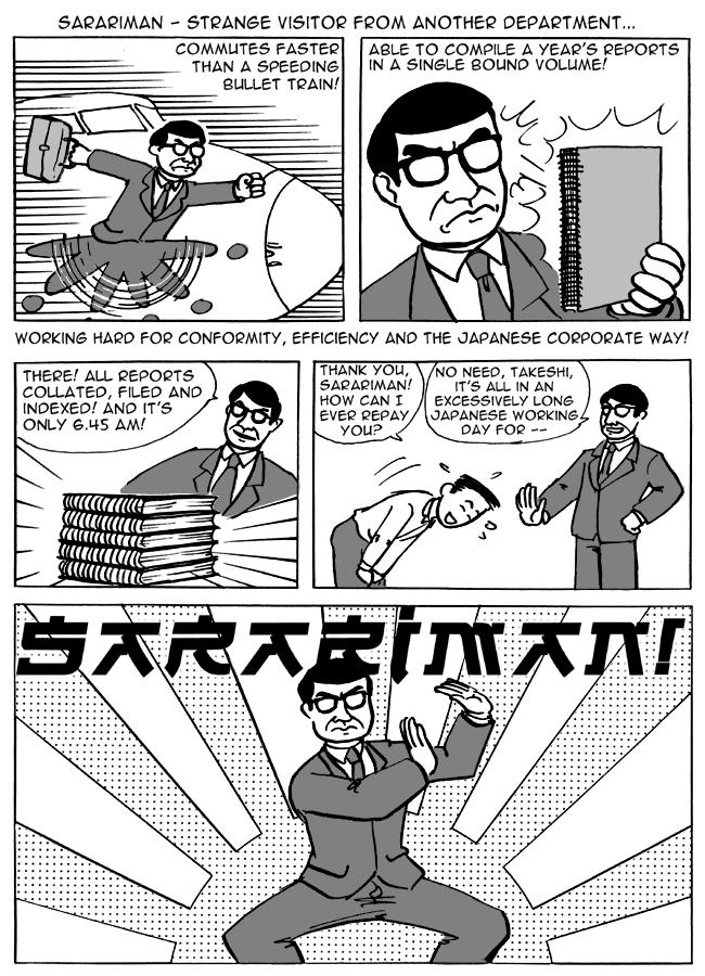 Sarariman!