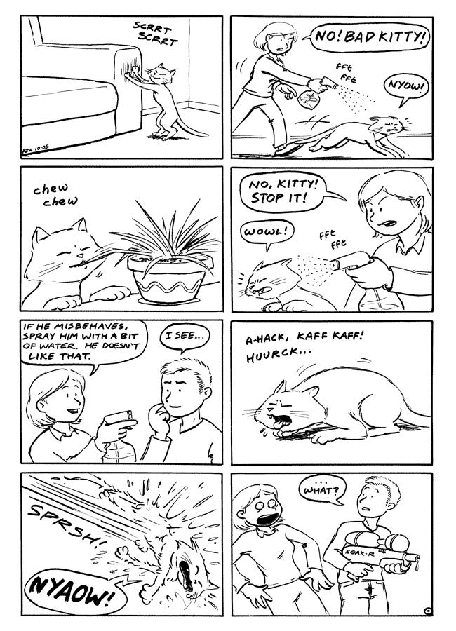 Cat Spray