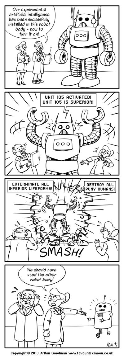 Experimental A.I.